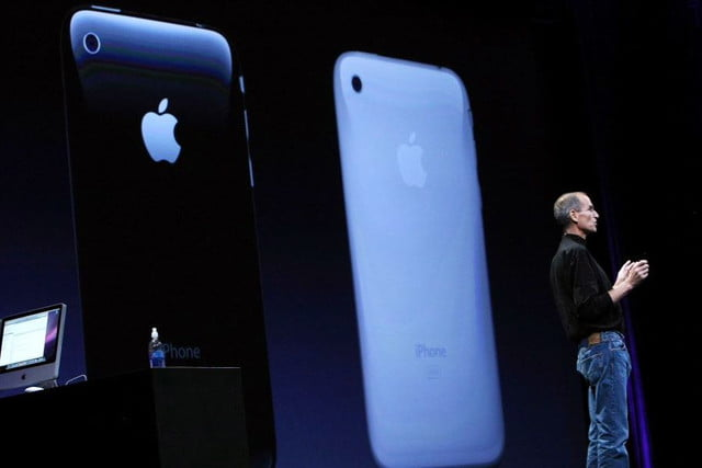 apple iphone a love story 3g 2