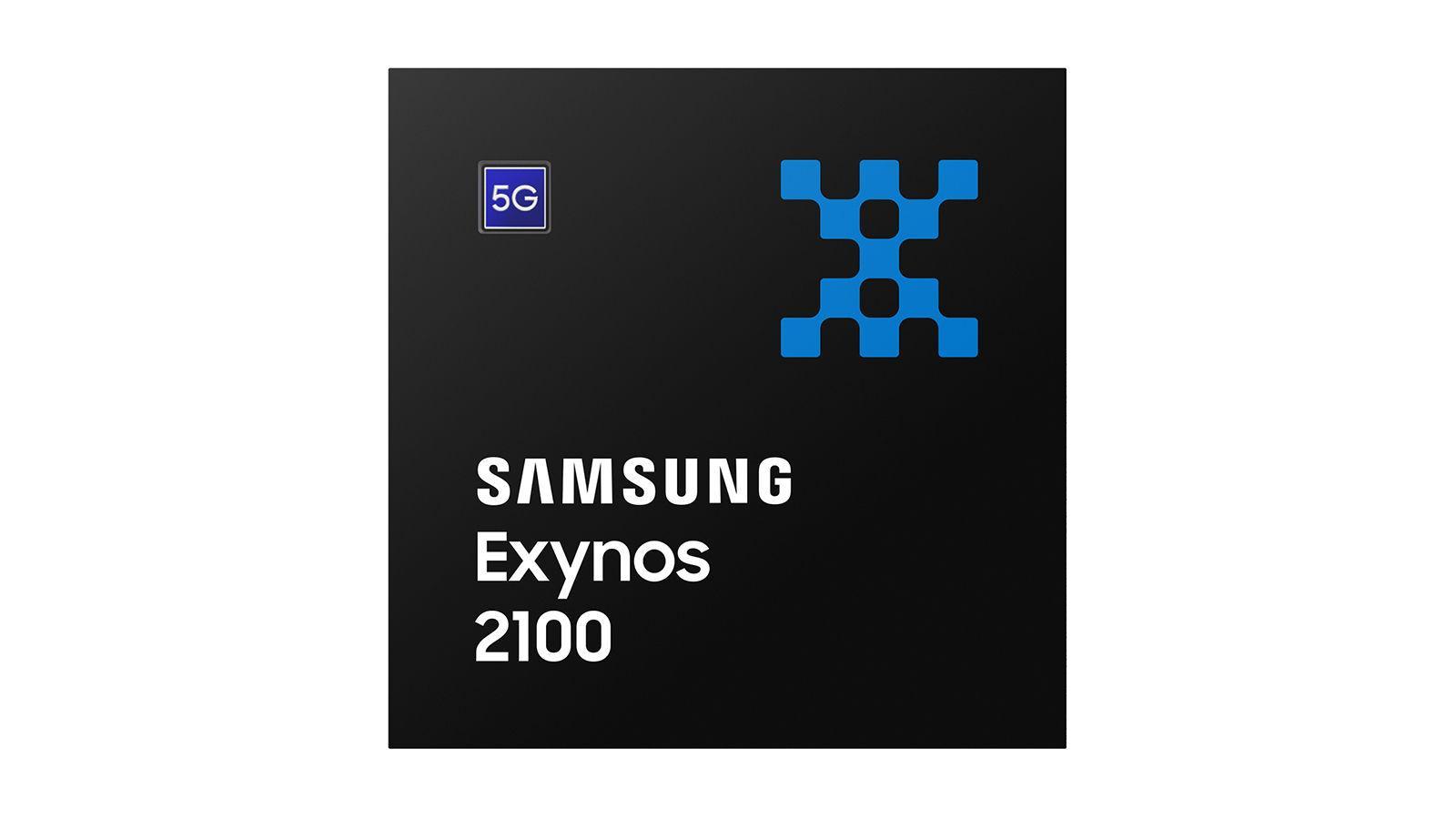 Samsung Exynos 2100 logo