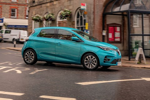 Living with a Renault Zoe electric car