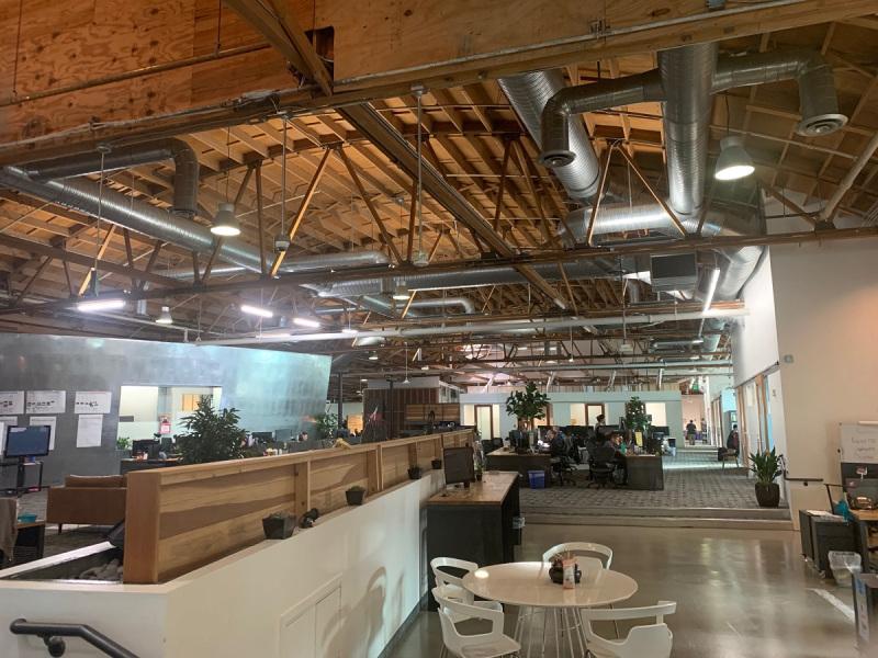 Jam City's headquarters in Culver City, California.