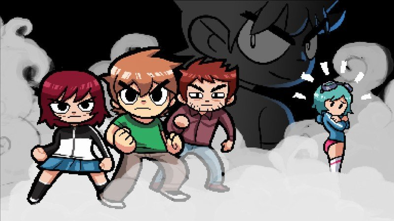 Scott Pilgrim Nega Scott