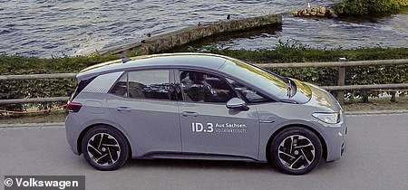 Small electric car: VW ID.3