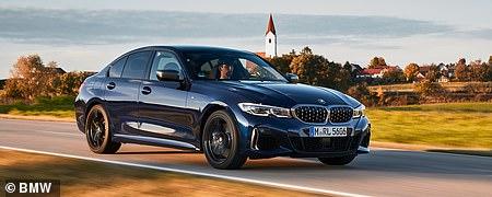 Executive car: BMW 3 Series