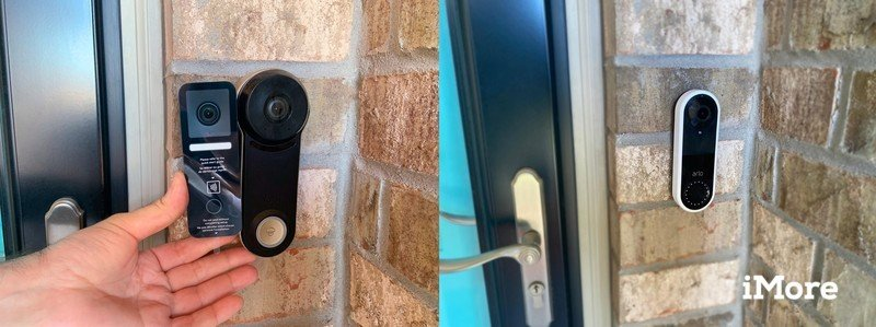 Logitech Circle View Doorbell Review Homekit Competition