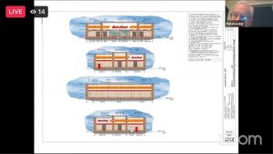 Auto Zone Site Plan On Route 50 Approved