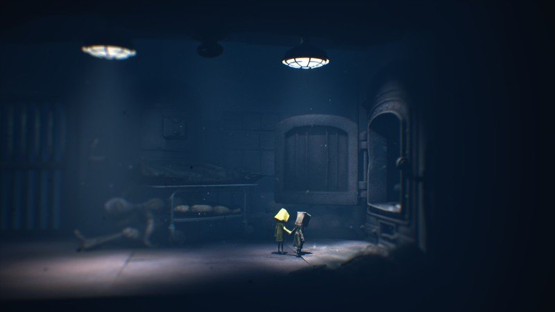 Little Nightmares 2 Hospital Hand Hold