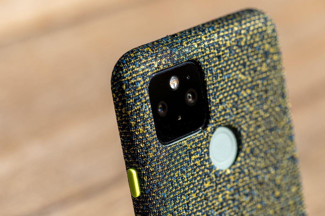 Google's Pixel 5 smartphone