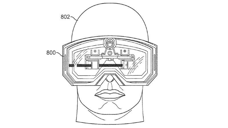 Apple AR & VR: Apple VR headset design