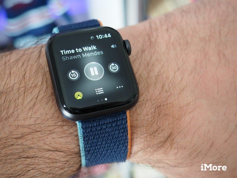 Time To Walk On Apple Watch Se