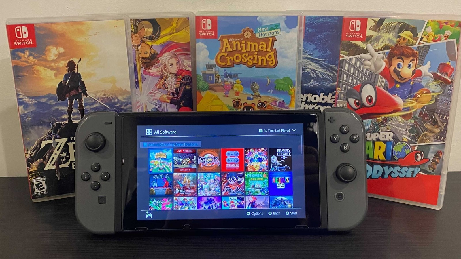 Best Games For New Switch Owners Hero