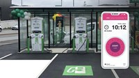 EasyPark teams up with Recharge to add 1600 EV chargers to its network.