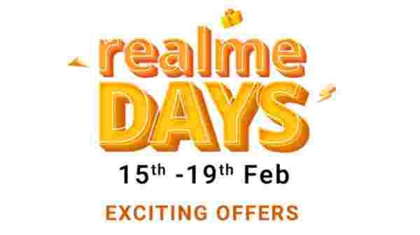 Flipkart Realme Days 2021