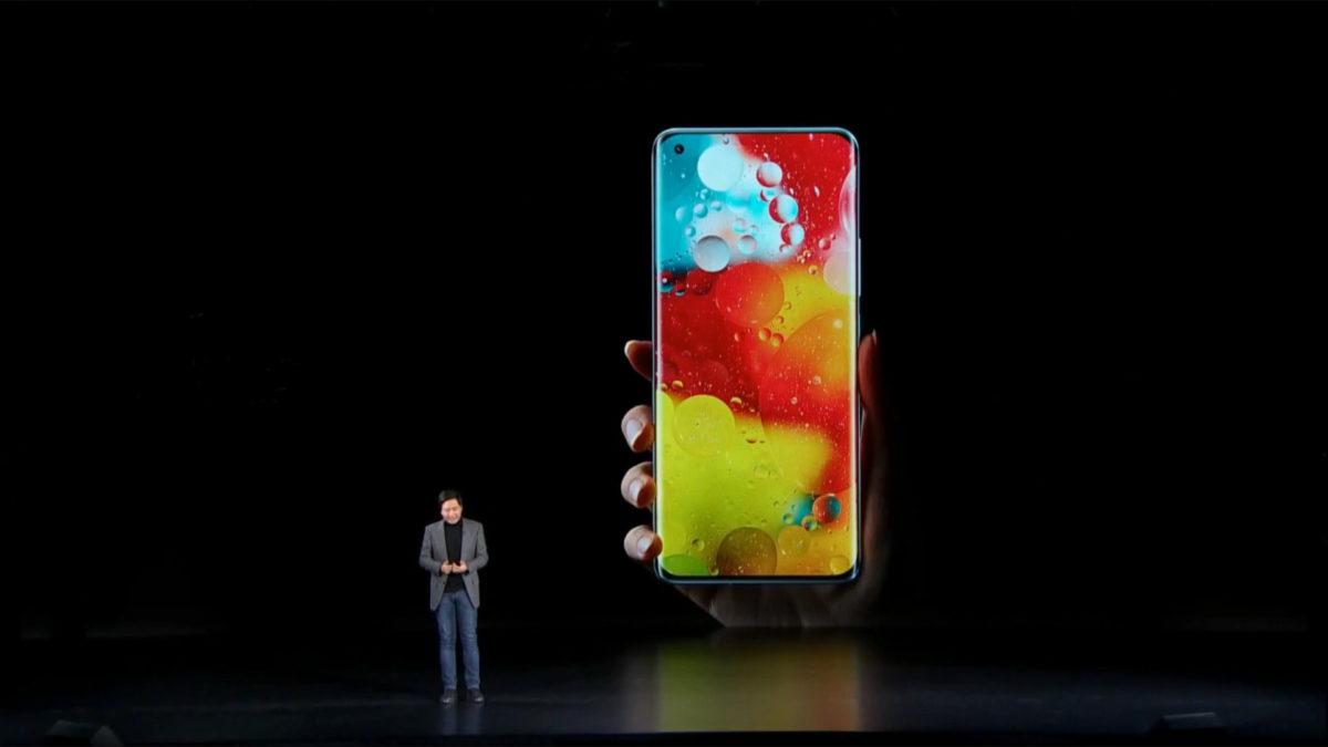 Xiaomi Mi 11 front again