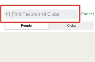 Clubhouse: How to Be Notified When Someone Talk - find people