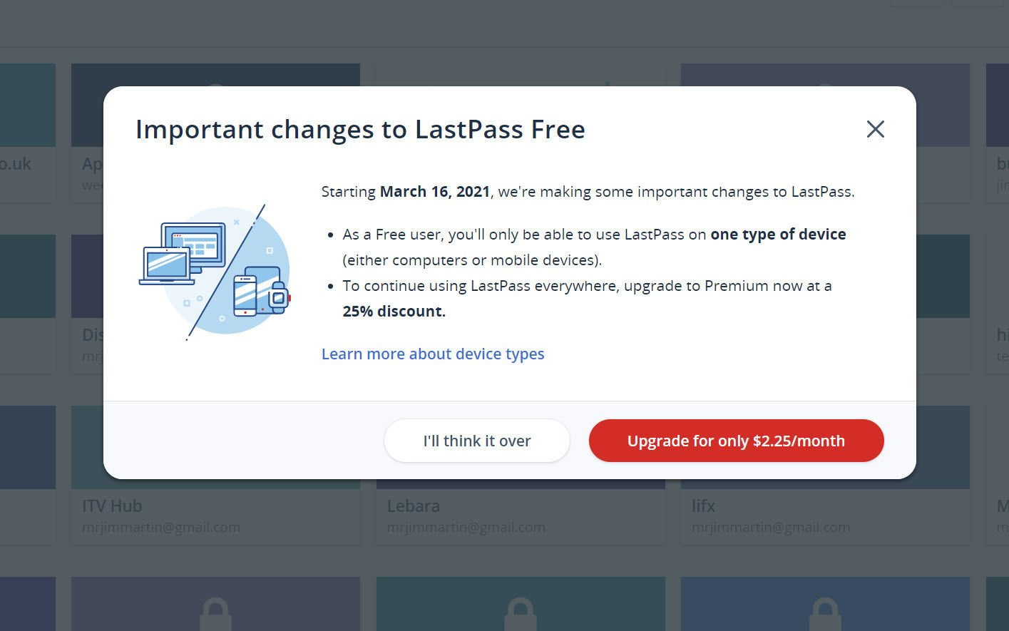 How to move from LastPass to Bitwarden