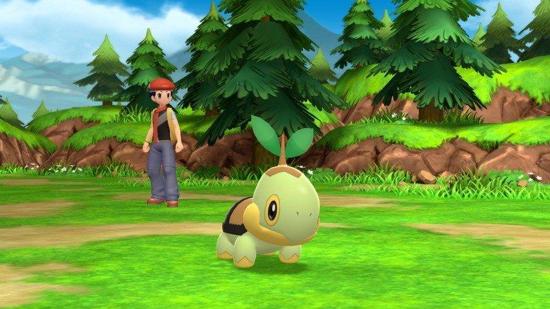 Pokemon Brilliant Diamond Shining Pearl Battle