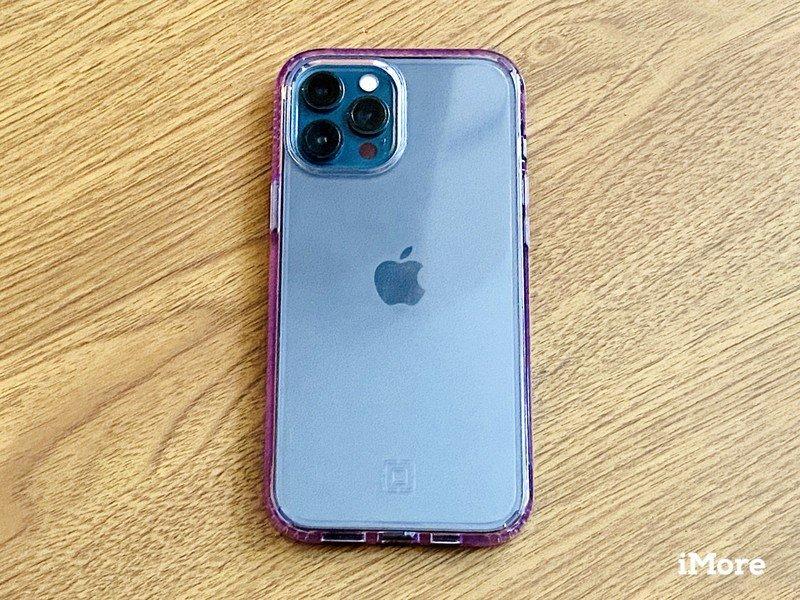 Incipio Slim Clear Case Camera