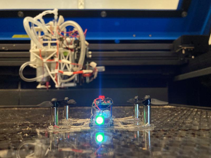 MIT CSAIL LaserFactory