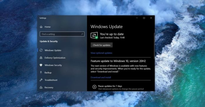 Windows 10 21H1 Experience Pack