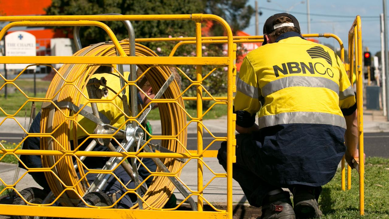 NBN Co has announced a halt on HFC connections, creating problems for some internet users.