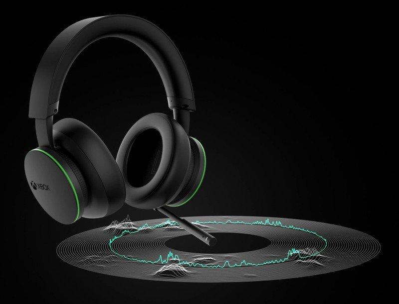 Xbox Wireless Headset 2021 Voice Isolation