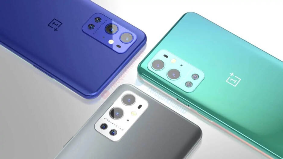 OnePlus 9 Pro concept colors - OnePlus 9 Pro 5G vs Samsung Galaxy S21 Ultra, a price war to expect