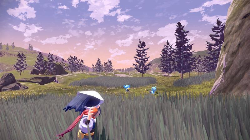 Pokemon Legened: Arceus