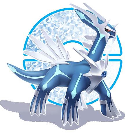 Pokemon Brilliant Diamond Shining Pearl Dialga
