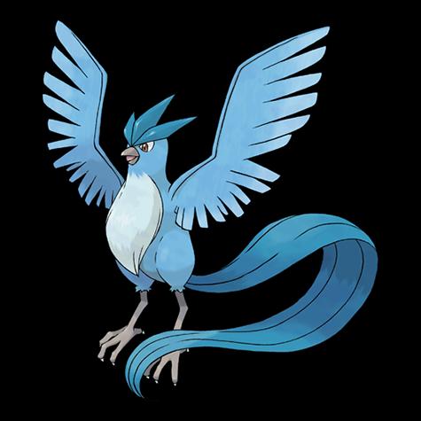 Pokemon 144 Articuno