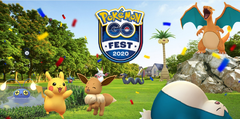 Pokemon Go Fest 2020 took place on July 25 and July 26.