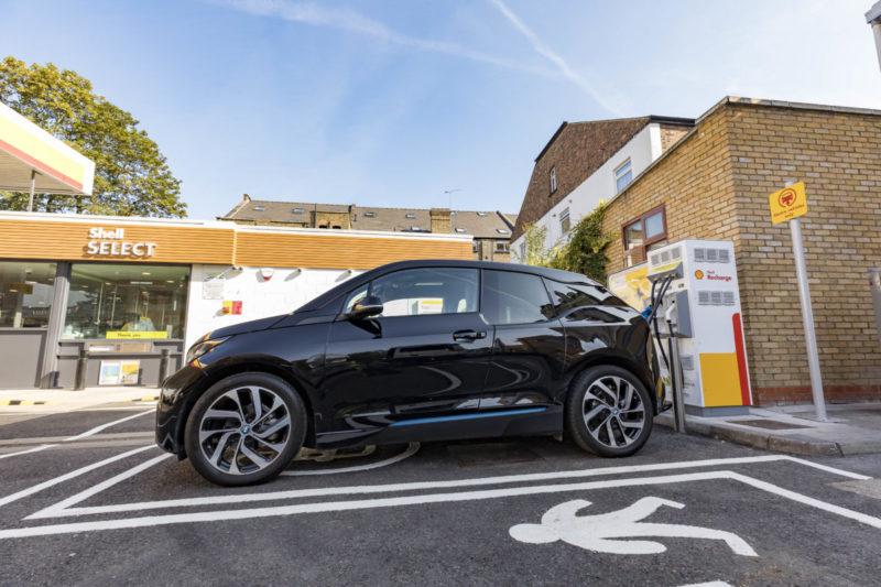 Shell Recharge UK launch