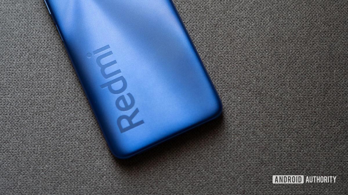 Redmi 9 Power branding