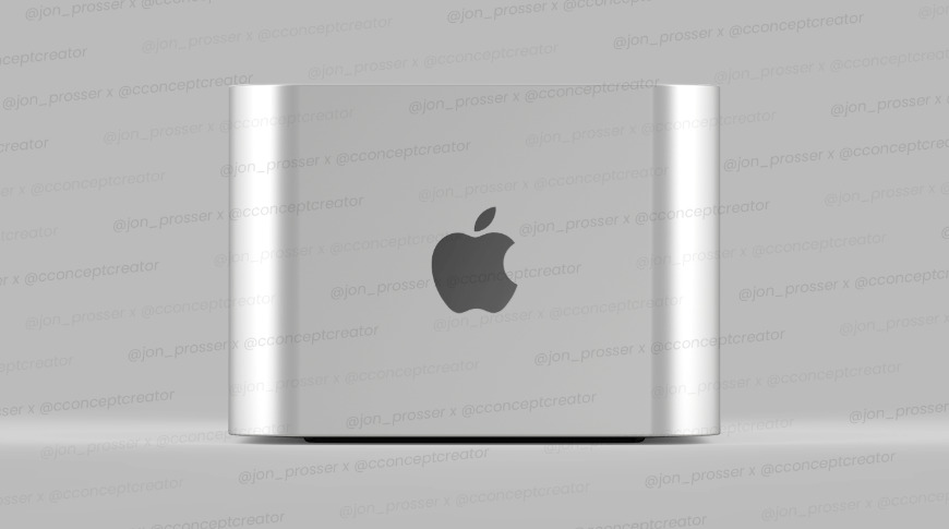 The small Mac Pro from @cconceptcreator