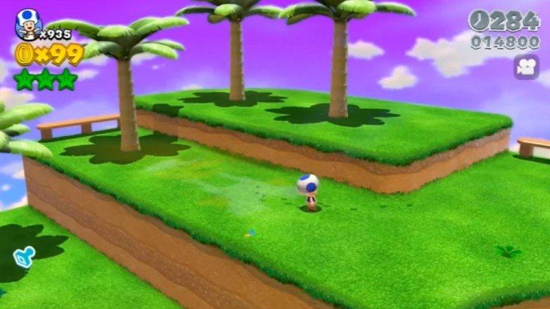 Super Mario 3d World Luigi World Bowser