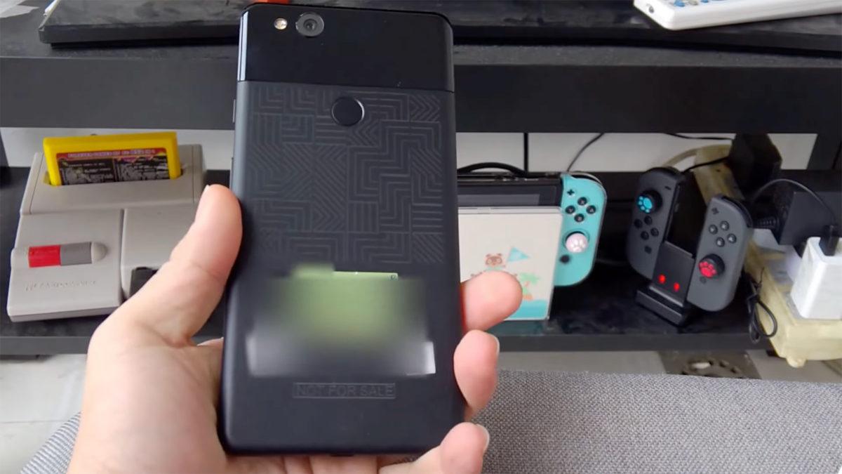htc google pixel 2 xl muskie prototype