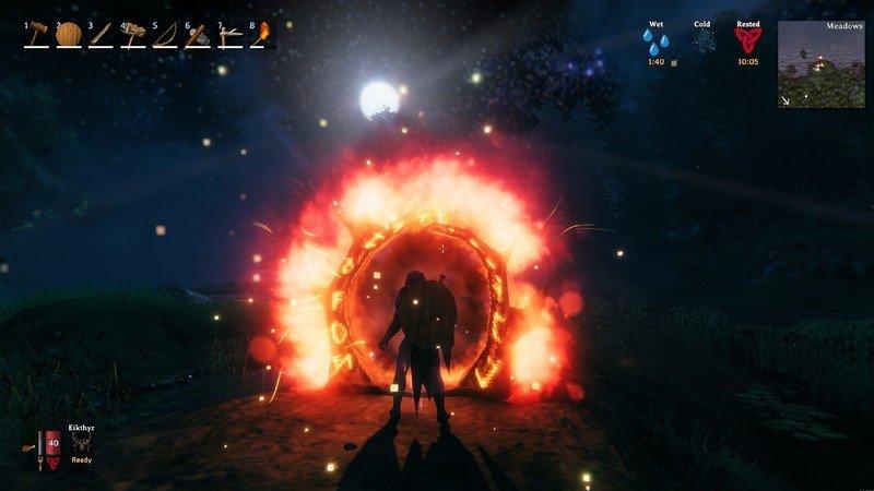 Valheim Portals