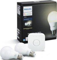 Philips Hue White Starter Kit 2-Pack