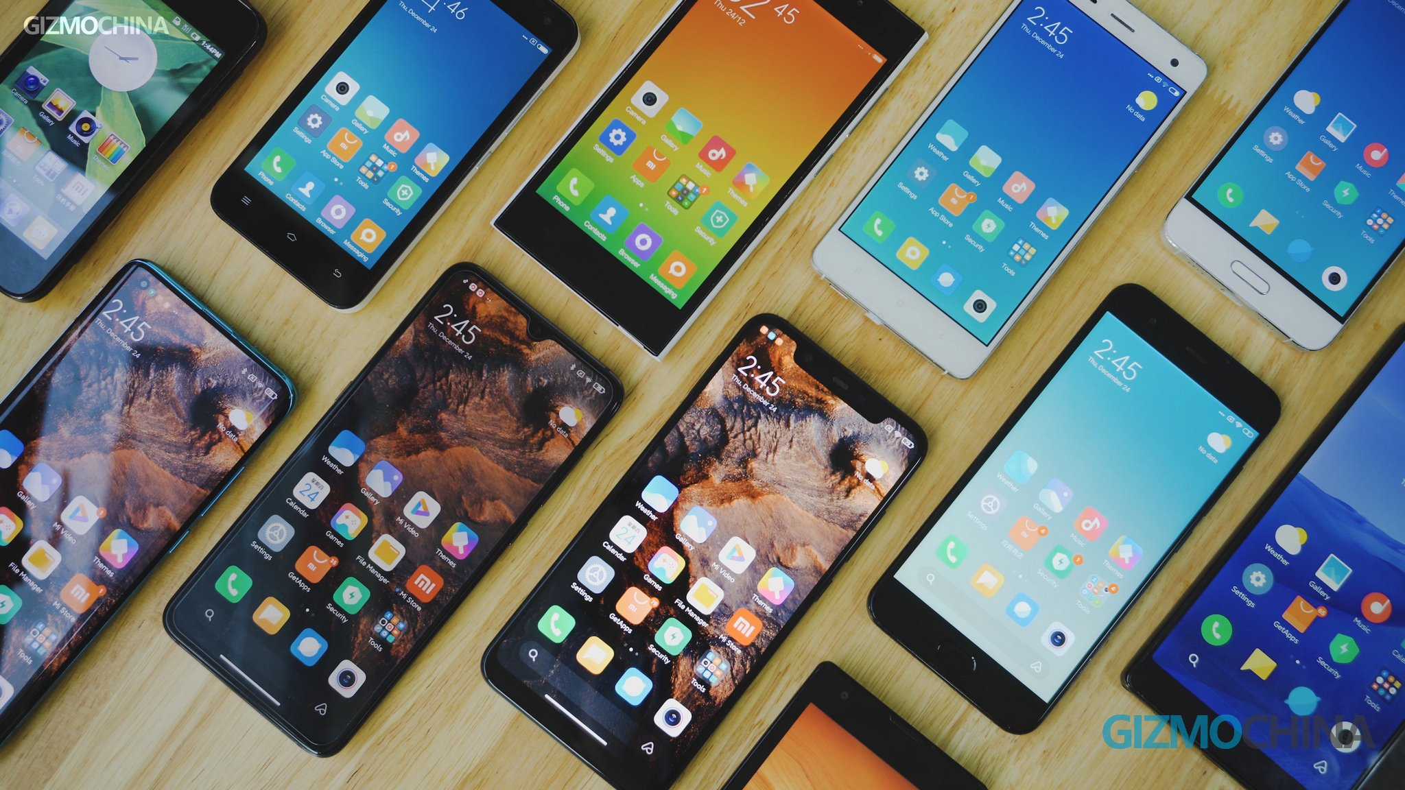 Xiaomi mi Flagships FEATURED