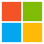 Microsoft Logo Square Transparent