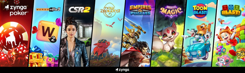 Peak's Toon Blast! and Toy Blast! are now part of the Zynga fold.