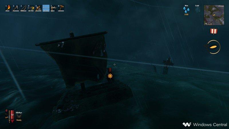 Valheim Sea Monster