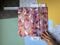 Trim any paper to the perfect size for your Cricut Joy