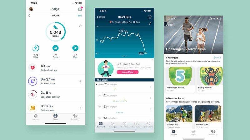 Fitbit App Lifestyle