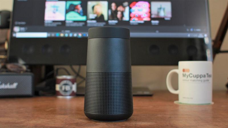 Bose SoundLink Revolve II Bluetooth speaker