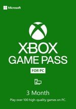 Xbox Game Pass PC 3 Month