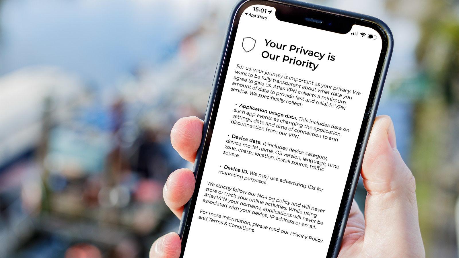 Atlas VPN review