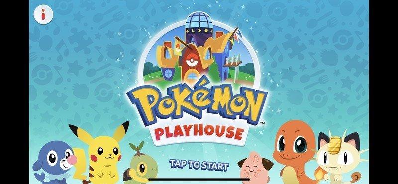 Pokemon Playhouse Screenshot