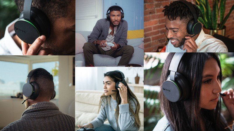 Xbox Wireless Headset Official