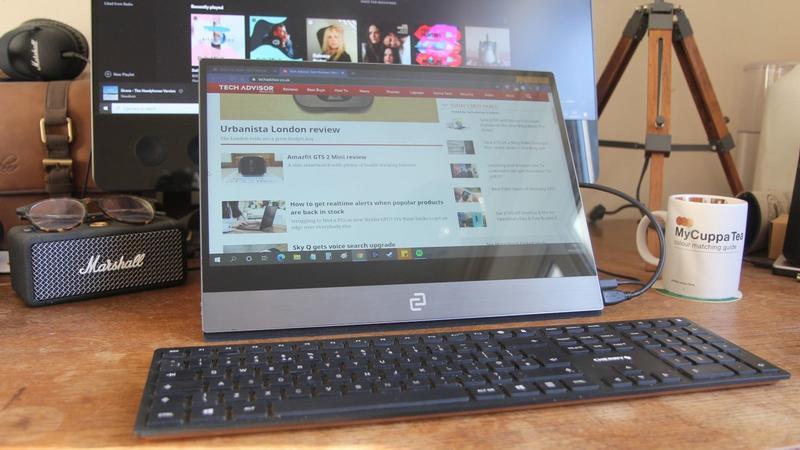 Espresso Display portable monitor