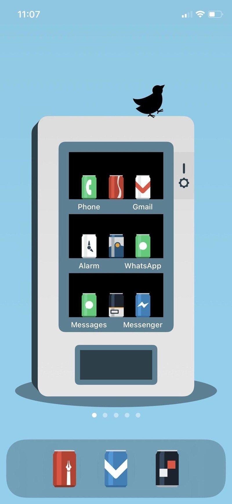 The Vending Machine Rascallop